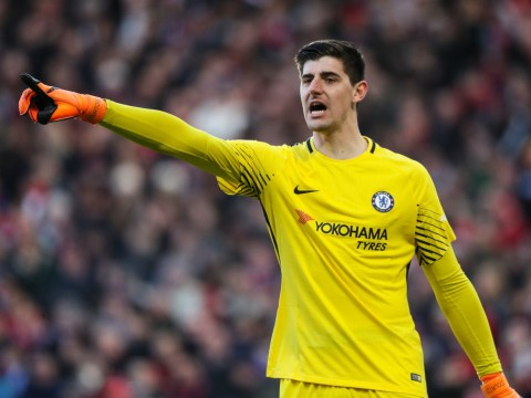 Real Madrid ready to up their pursuit of Chelsea goalkeeper Thibaut Courtois this summer