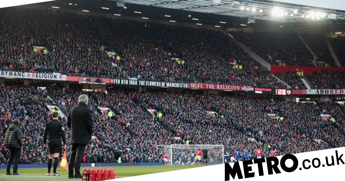 Manchester United could be left 'homeless' if they opt to expand Old Trafford