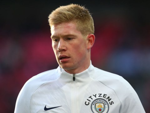 Kevin De Bruyne votes for Liverpool star Mohamed Salah to win PFA Player of the Year award