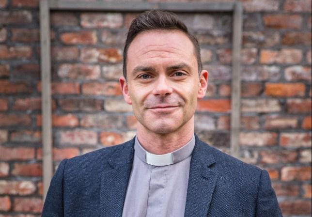 Daniel Brocklebank in Coronation Street as Billy Mayhew