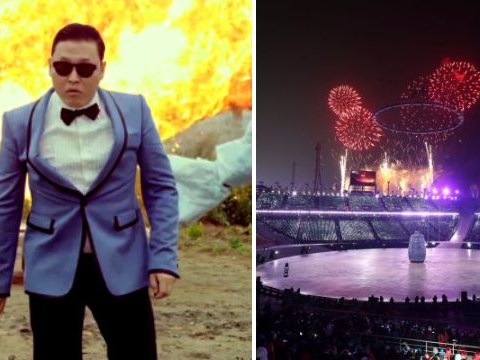 Team USA walked out to Gangnam Style at Pyeongchang Winter Olympics and the internet broke