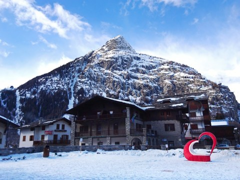 Skiing for beginners: A gourmet weekend in Courmayeur is perfect for every foodie who has never skied