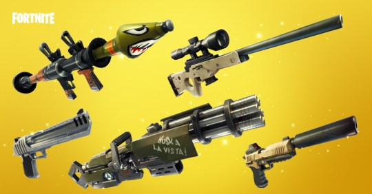 How to drop items in Fortnite on PC, Xbox One and PS4