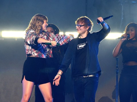 Ed Sheeran opens up about reconnecting with now-fiancée Cherry Seaborn at Taylor Swift's party