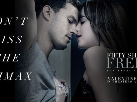 Fifty Shades Freed UK release date, running time, trailer and cast