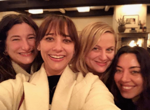 Parks and Recreation fans are losing it over cast's Galentine's Day reunion: 'My only regret is that I can't like this photo twice'