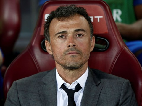 Luis Enrique doesn't want to succeed Antonio Conte at Chelsea and will wait on Arsenal