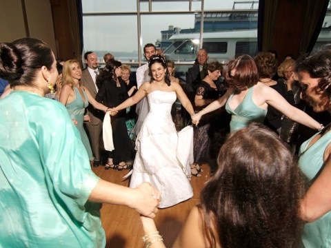 10 reasons why it's better to have a cèilidh at your wedding than a disco