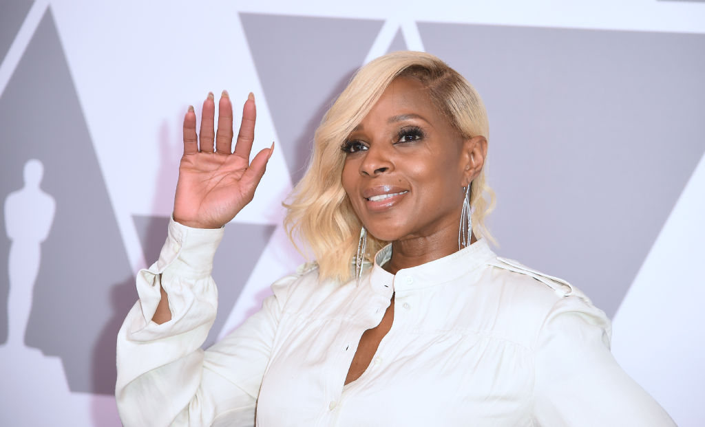 Mary J. Blige to play time-travelling assassin in Netflix show based on Gerard Way comic