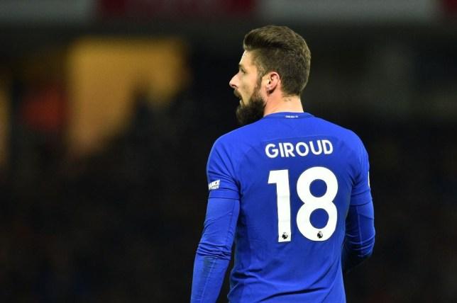 brand new 61d5f 8079e Chelsea news: Olivier Giroud reveals Antonio Conte's pre ...