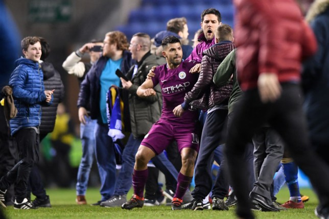 Man City trio may miss League Cup final against Arsenal after FA Cup shock at Wigan