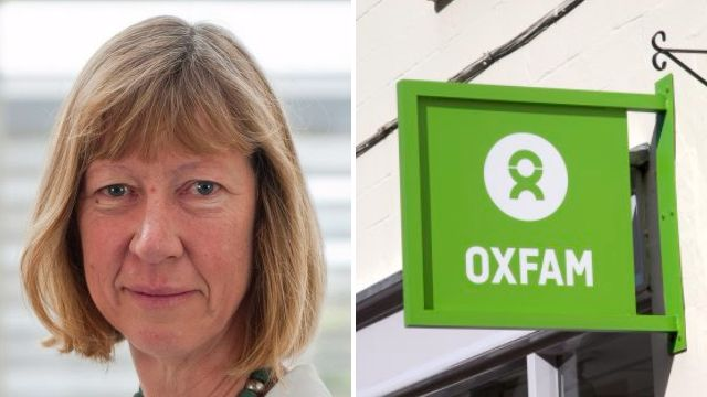 Oxfam's deputy chief executive Penny Lawrence resigns over prostitution scandal
