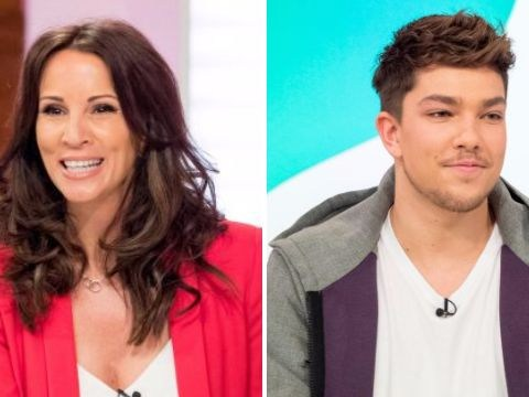 Andrea McLean forced to apologise after Loose Women stars laugh about Matt Terry being held at gunpoint