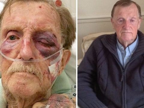 Hunt for thugs who police suspect beat great grandfather, 87, to death