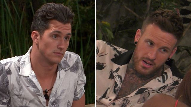 Survival Of The Fittest: Callum Pardoe is 'fuming' at Warren Phillips for 'breaking the Bro code' with Mariam Musa