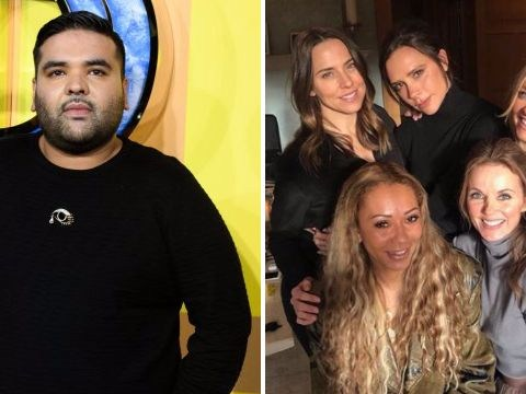 Could the Spice Girls reunite on Naughty Boy's album? Producer confirms he's approached the band