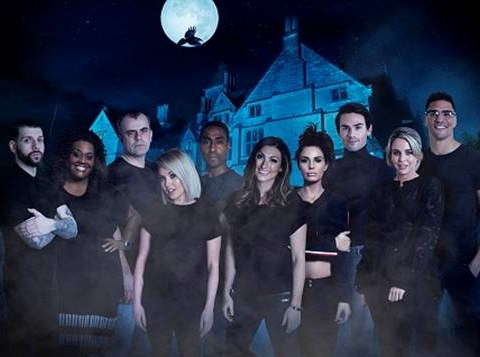 Katie Price and Alison Hammond lead Celebrity Haunted Mansion line-up