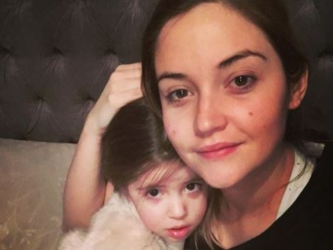 Jacqueline Jossa admits feeling 'ugly and low' in barefaced selfie