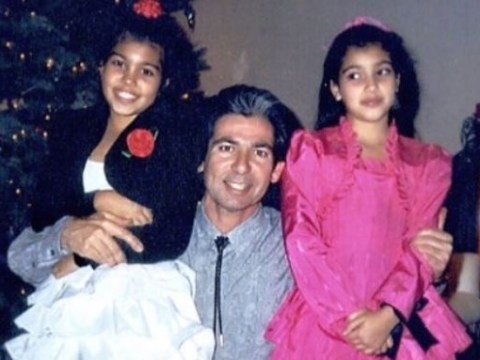 Kim Kardashian pays tribute to her late father Robert on his 74th birthday
