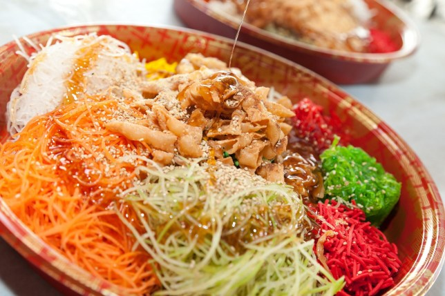 What Is Yee Sang The Chinese New Year Dish And Where Can I