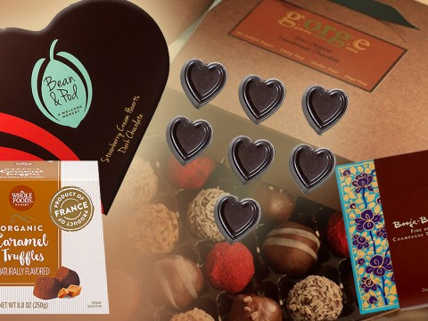 Dairy-free chocolates to buy your vegan bae this Valentine's Day