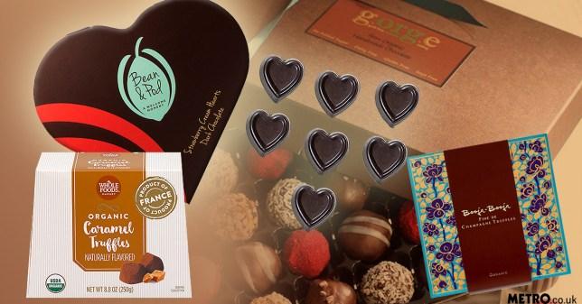 Vegan Valentine's options for chocolate lovers