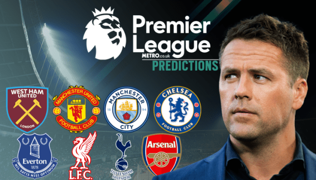 Liverpool, Man Utd and Arsenal Premier League predictions