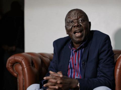 Zimbabwe's opposition leader Morgan Tsvangirai dies aged 65