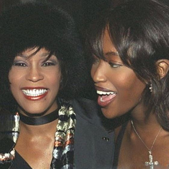 Naomi Campbell shares tribute to late friend Whitney Houston on the sixth anniversary of her death