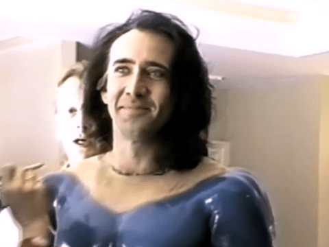 The time Nicolas Cage very nearly became Superman