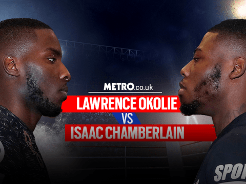 Lawrence Okolie vs Isaac Chamberlain LIVE: Updates and results from the London grudge match