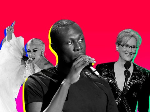 Here's why celebrities and public figures should be allowed to bring politics into awards shows