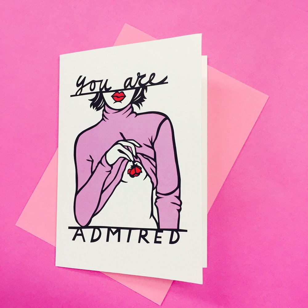 Make your own Valentine's Day card with a paper cutting class with Poppy Chancellor at ME Hotel
