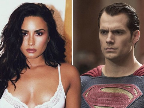 Demi Lovato's strategic Instagram flirting with Henry Cavill totally worked