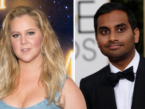Amy Schumer brands 'friend' Aziz Ansari's behaviour 'not acceptable'