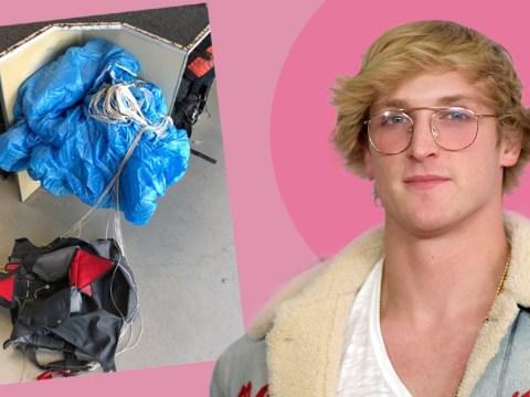 Logan Paul's parachute fails to open during terrifying skydive