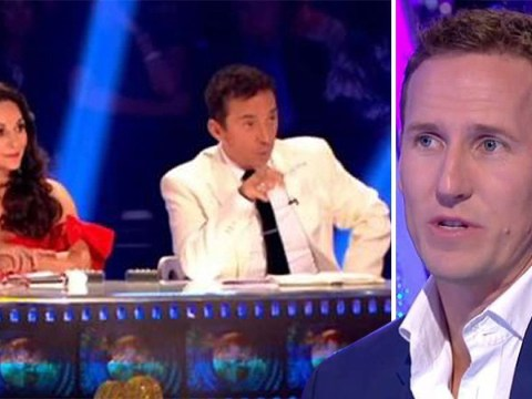 Brendan Cole is still baffled about why Bruno Tonioli got involved in row with Shirley Ballas on Strictly