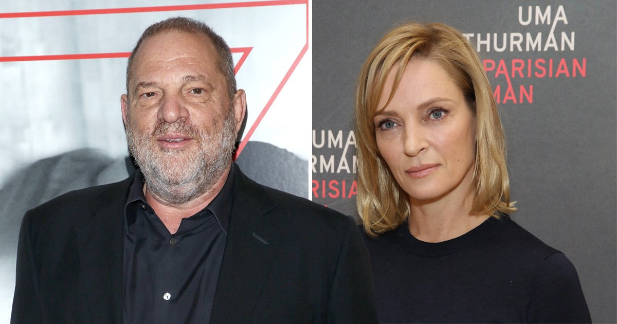 Uma Thurman alleges she was sexually assaulted by Harvey Weinstein