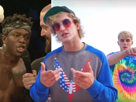 KSI challenges Logan and Jake Paul to a boxing match after defeating Joe Weller