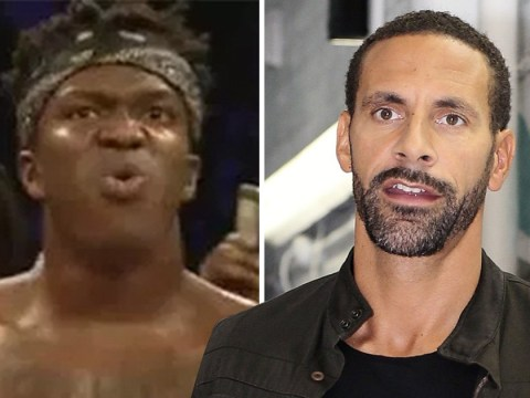 No, KSI is not set to fight Rio Ferdinand after beating fellow YouTuber Joe Weller in live stream watched by 20 million