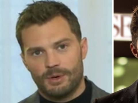 Jamie Dornan won't return for Christian Grey sex scenes in Fifty Shades because he's 'too old'