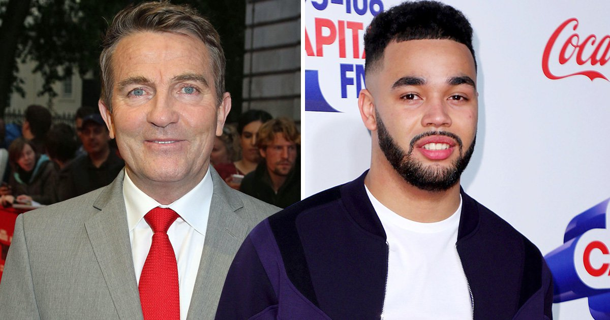 Looks like The Chase's Bradley Walsh could be collaborating with rapper Yungen – and we are so here for it