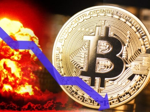 Price of Bitcoin halves in 'cryptopocalypse' as Ripple, Ethereum and other alt-coins take a battering