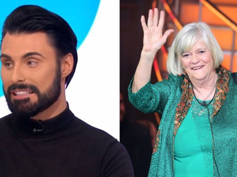 Rylan labelled a 'disgrace to the gay community' for not laying into Ann Widdecombe on CBB