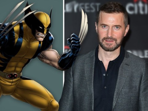 The Hobbit's Richard Armitage steps into Hugh Jackman's shoes as Logan