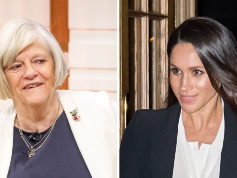 Prince Harry could change his role to suit Meghan Markle, suggests Ann Widdecombe