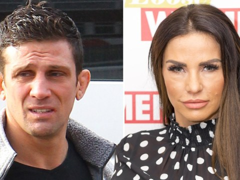 Alex Reid looks frazzled as he's seen for first time since Katie Price 'revenge porn' allegations