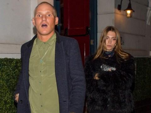 Jamie Laing's new girlfriend is 'daughter of American billionaire'