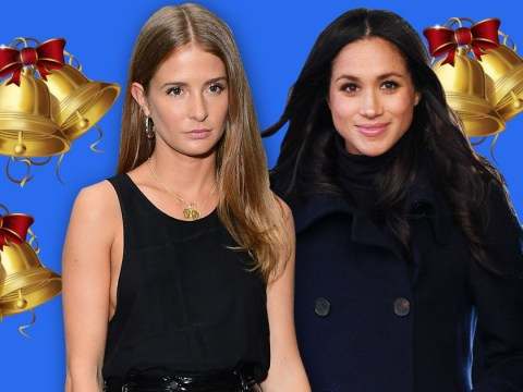 Meghan Markle's wedding 'to be planned' by Made In Chelsea star Millie Mackintosh