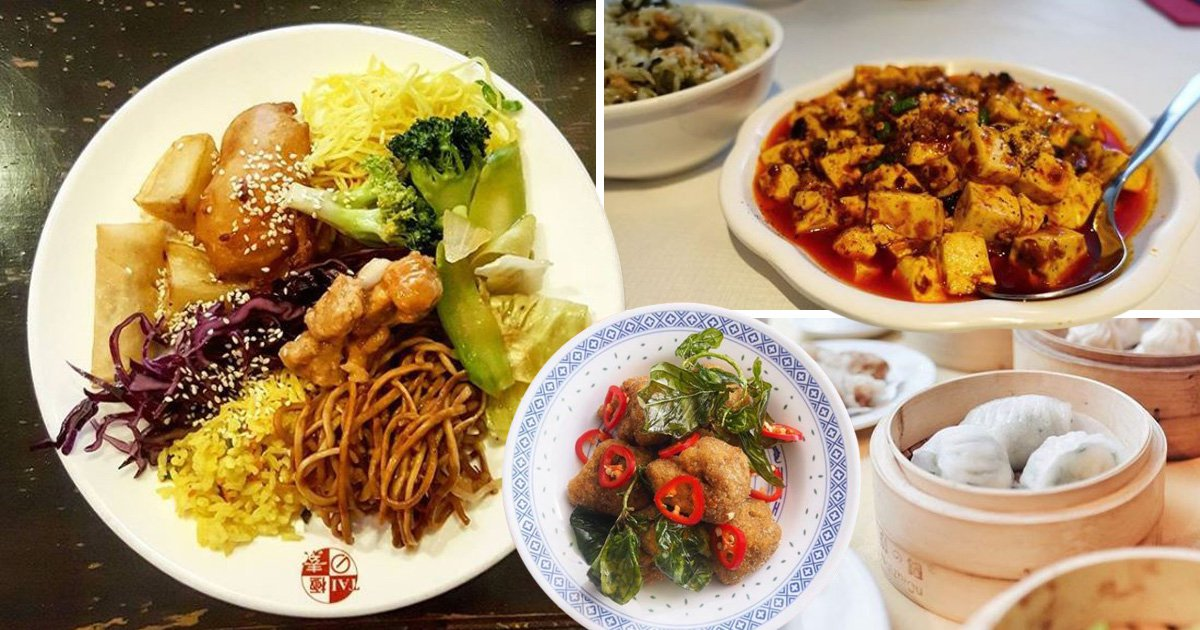 Best places to celebrate Chinese New Year (16 Feb) as a vegan in London